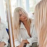 Emily Ratajkowski Debuts Blonde Hair On Instagram