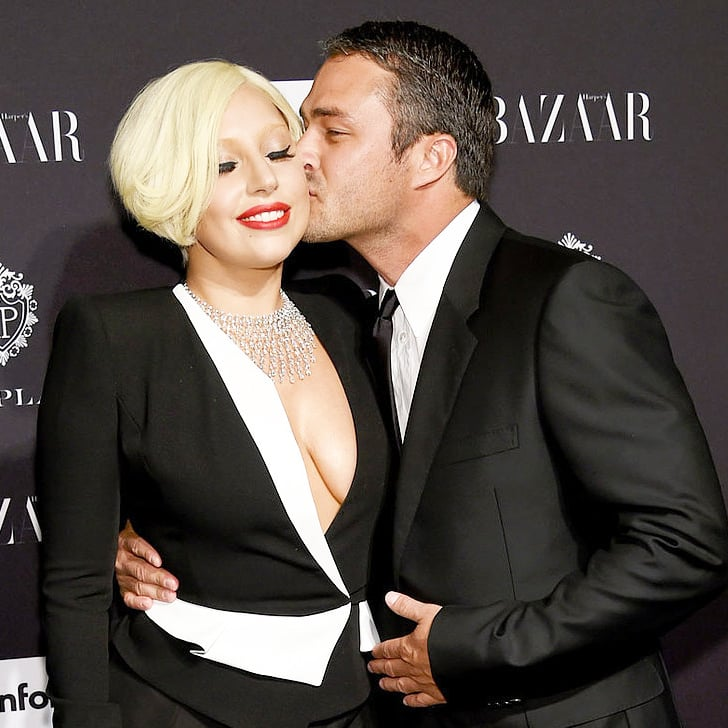The Best Part of Lady Gaga's Heart-Shaped Engagement Ring Is the Back