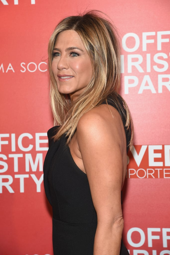 Jennifer Aniston at Office Christmas Party Premiere in NYC ...