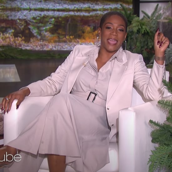 Tiffany Haddish's Quotes About Common on The Ellen Show