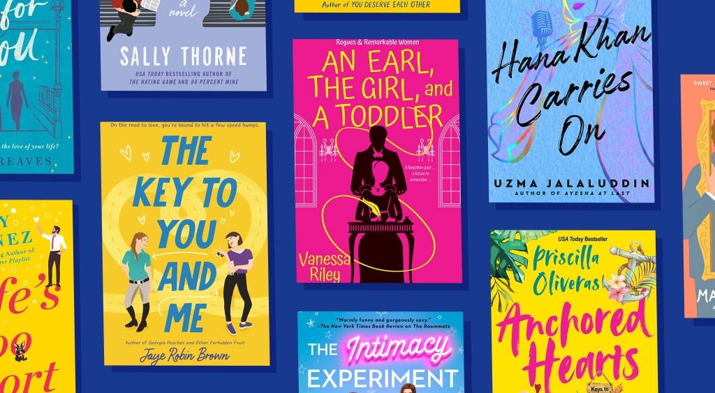 Best New Romance Books of April 2021