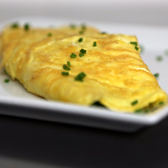 Easy Potato Chip Omelet