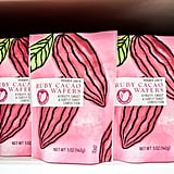 Trader Joe's Ruby Cacao Wafers ($3)