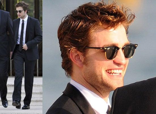 21/05/2009 Robert Pattinson In Cannes