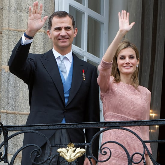 Queen Letizia Has Already Perfected Her Royal Wave