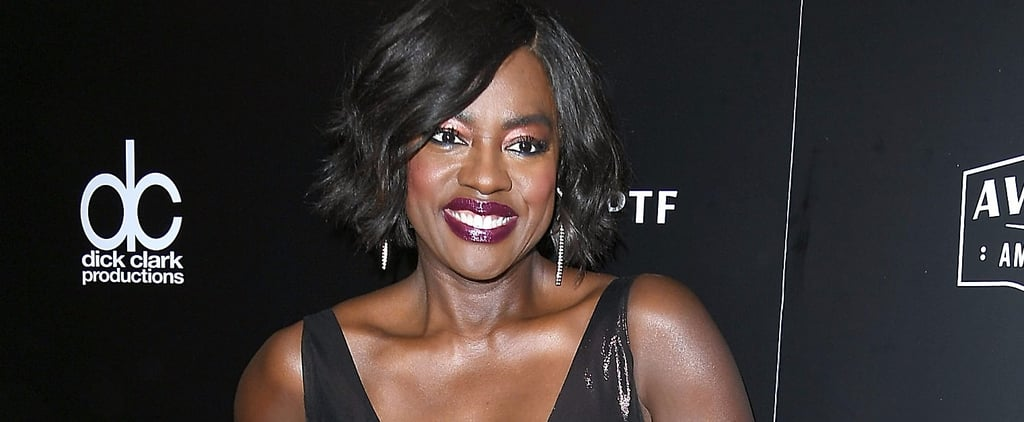 "Viola Davis Praises Rihanna For Making Her Feel ""Recognized"" in Beauty"
