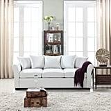 Divano Roma Furniture Fabric Sofa