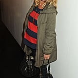 Photos of Pregnant Denise van Outen at Fashion For Relief