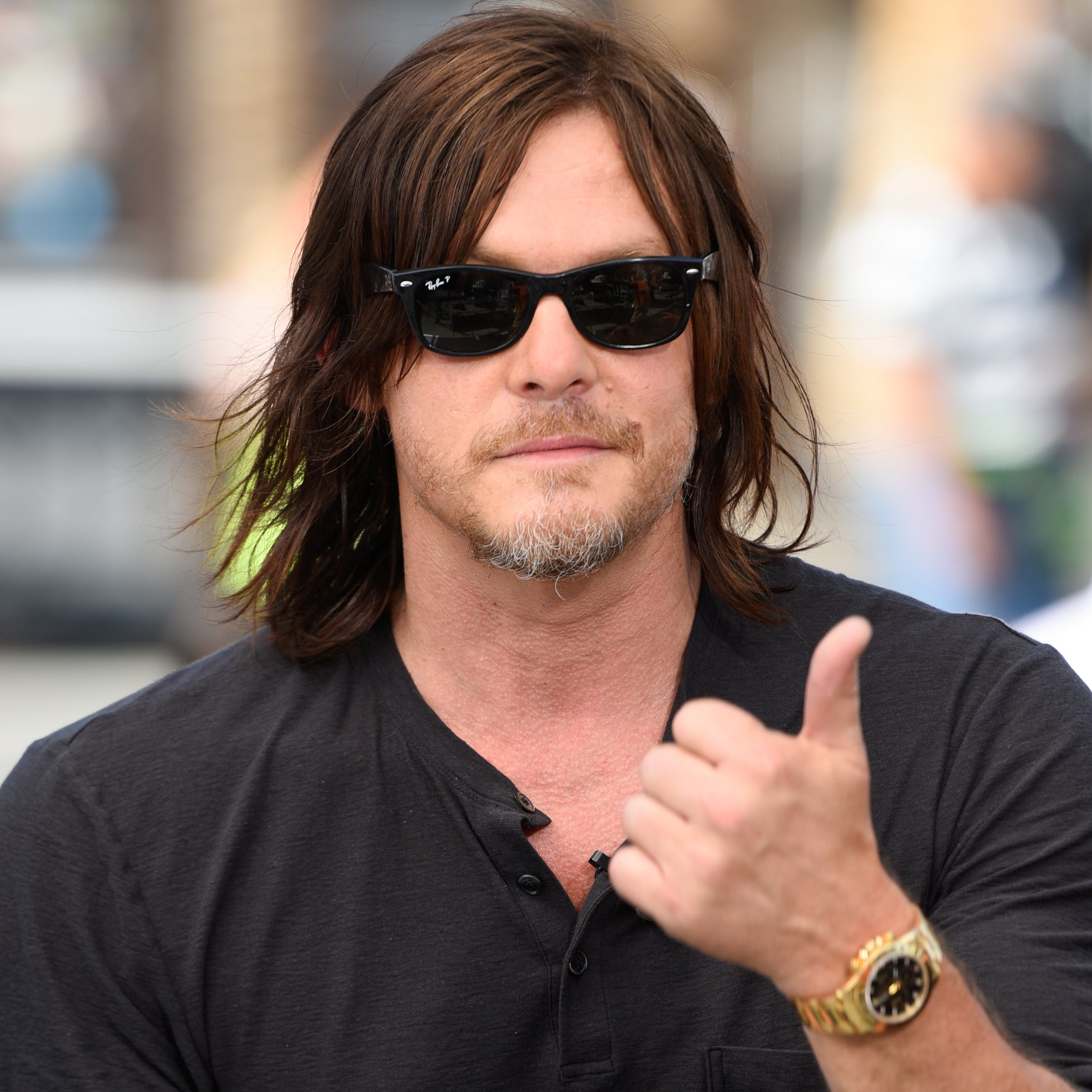 Norman Reedus's Cutest Pictures | POPSUGAR Celebrity
