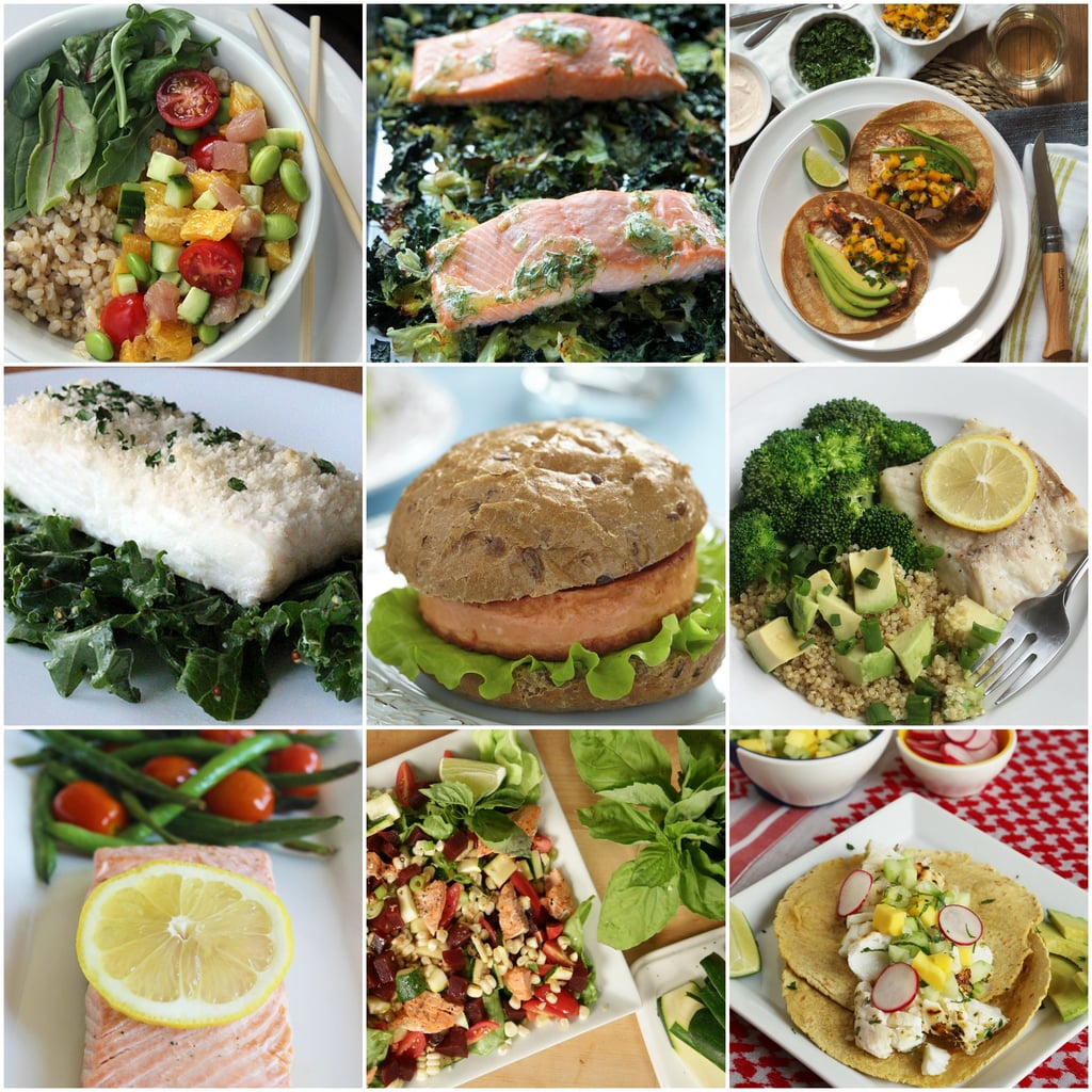 Healthy and easy fish recipes popsugar fitness for Tasty fish recipes