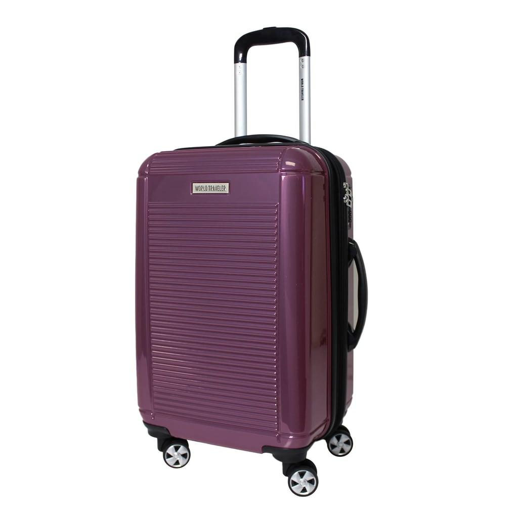 World Traveler 20-Inch Lightweight Hardside Spinner