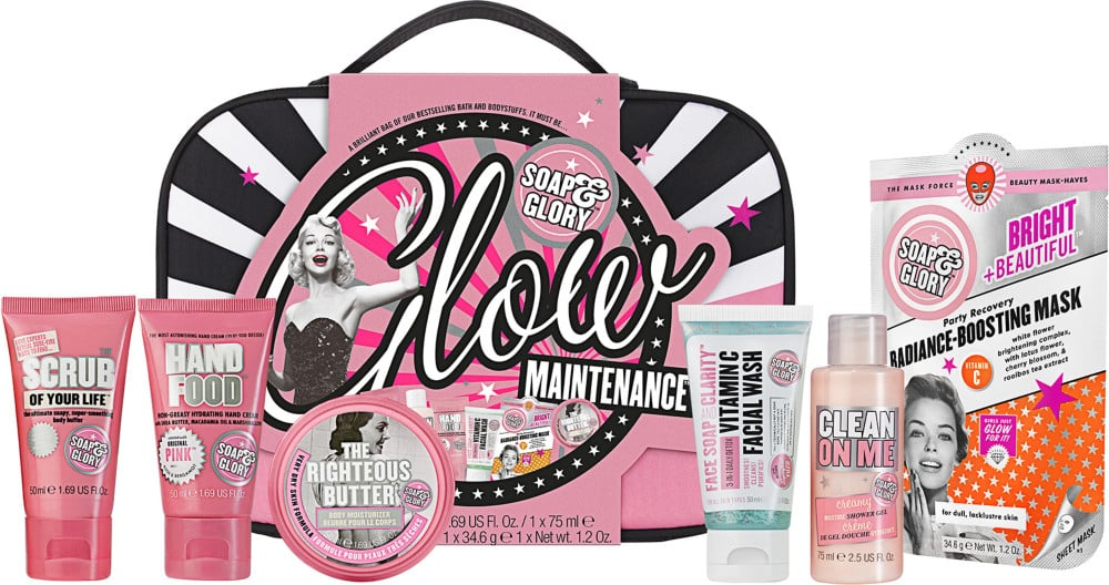 Soap & Glory Glow Maintenance