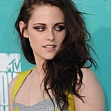 Kristen Stewart gave a glance at the MTV Movie Awards.