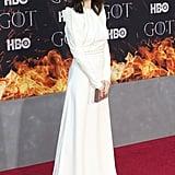 """Carice van Houten (Melisandre): 5'6"""""""
