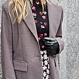 The Winter Slip-Skirt Outfit: Mixed Prints