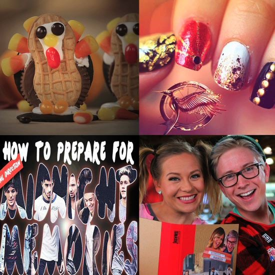 POPSUGAR Girls' Guide Video Roundup Nov. 18-24, 2013
