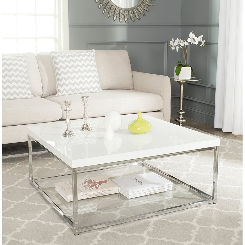 cheap coffee table popsugar home. Black Bedroom Furniture Sets. Home Design Ideas