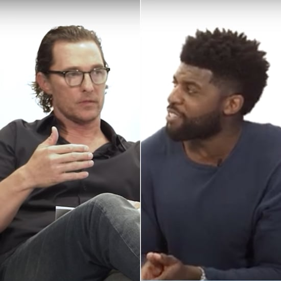 Matthew McConaughey Talks Racism With Emmanuel Acho | Video