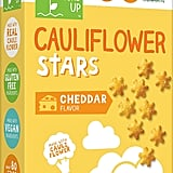 Real Food From the Ground Up Cheddar Cauliflower Crackers