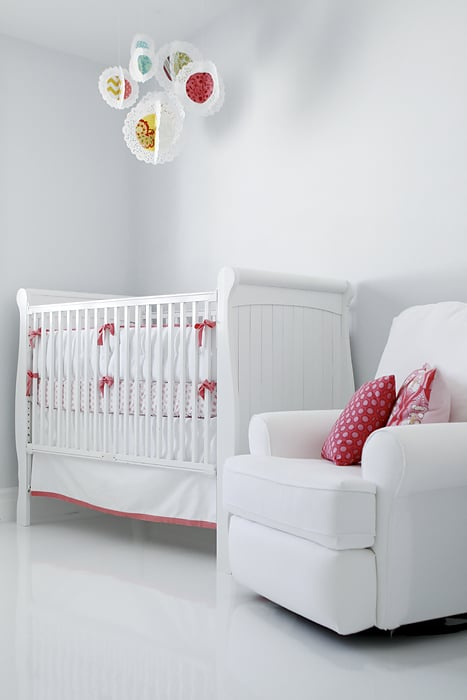 A Soothing New Nursery