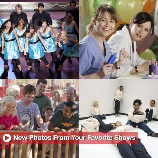 Pictures From 30 Rock Grey 39 S Anatomy And Glee Popsugar