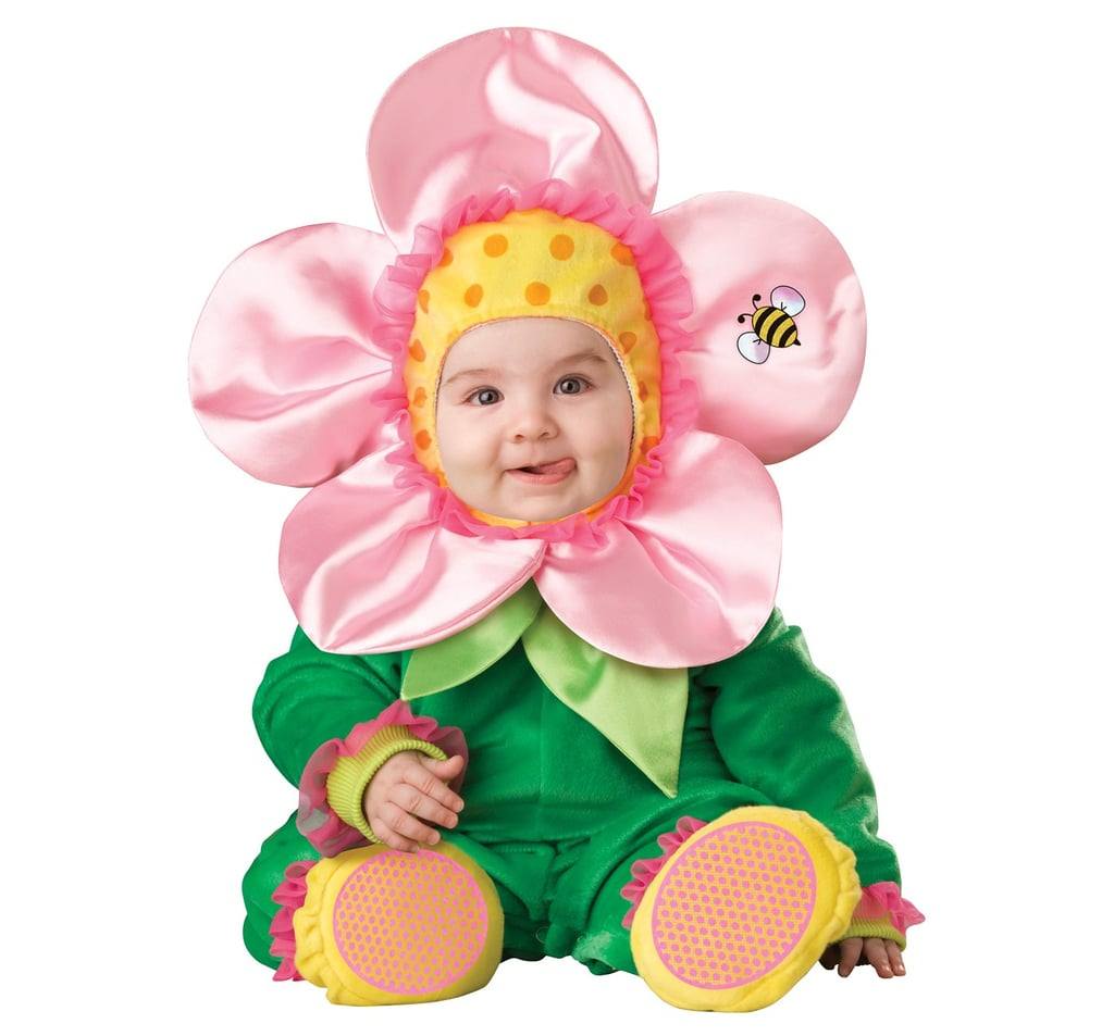 Flower Halloween Costumes For Babies 2018 Popsugar Family Photo 29