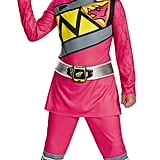 Pink Power Ranger Dino Charge Costume