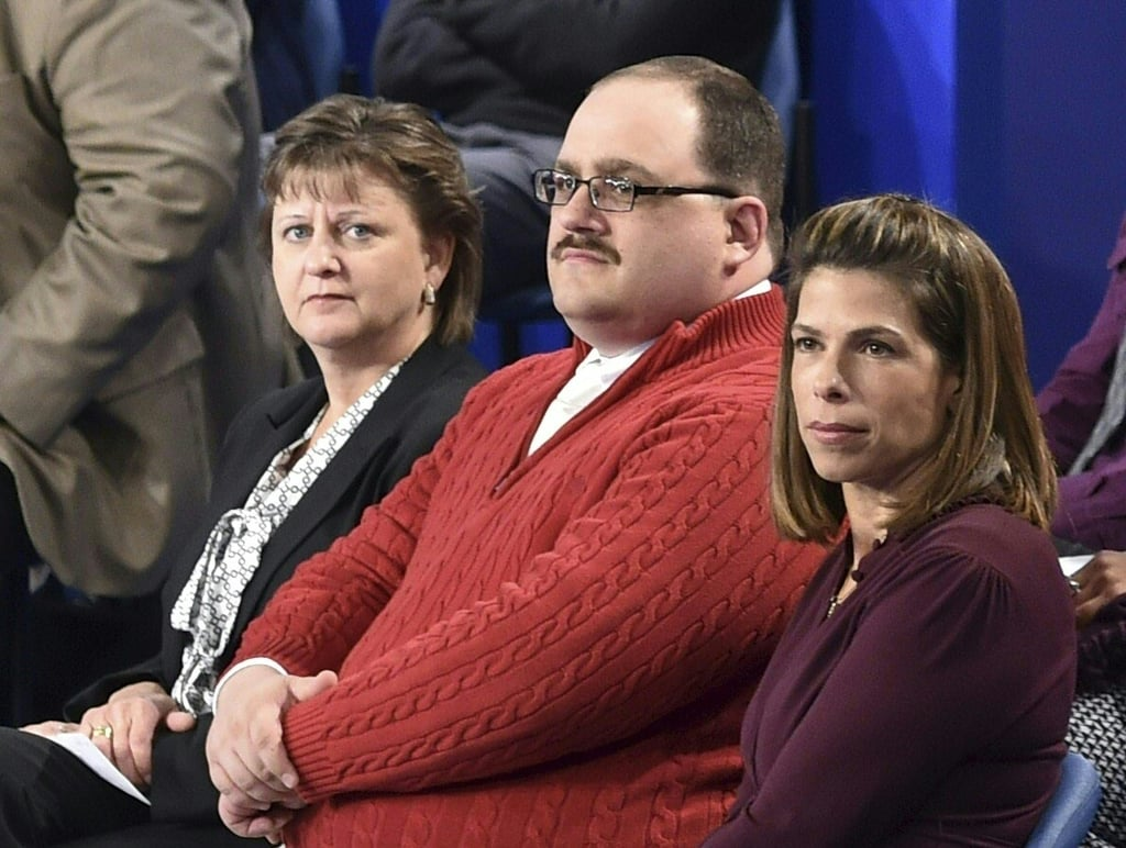 Ken Bone's Red Izod Sweater Became Iconic