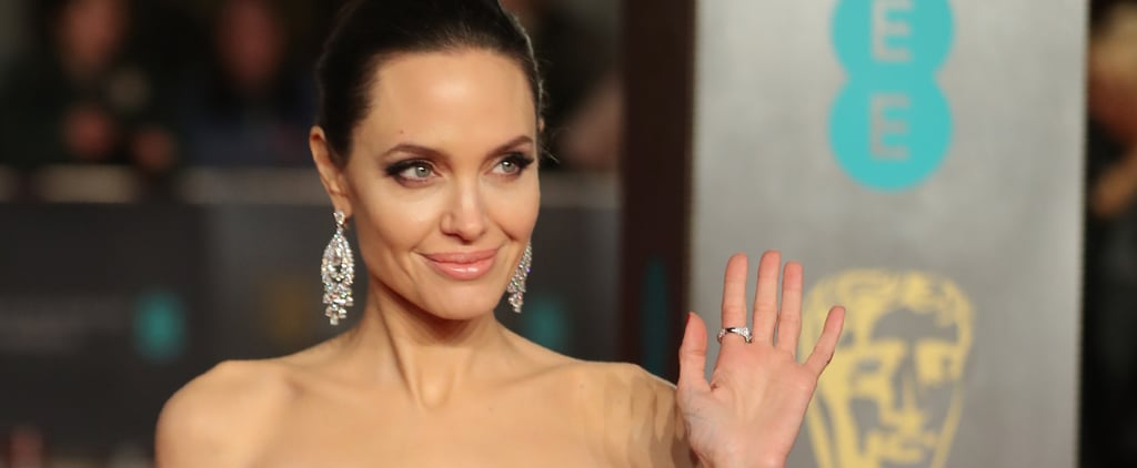Total Badass Angelina Jolie Used to Bleach and Color Her Hair With a Sharpie