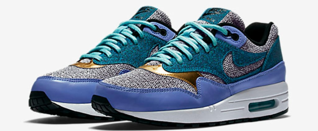 You're Gonna Wish These Mermaid-y Nike Sneakers Were Part of Your World