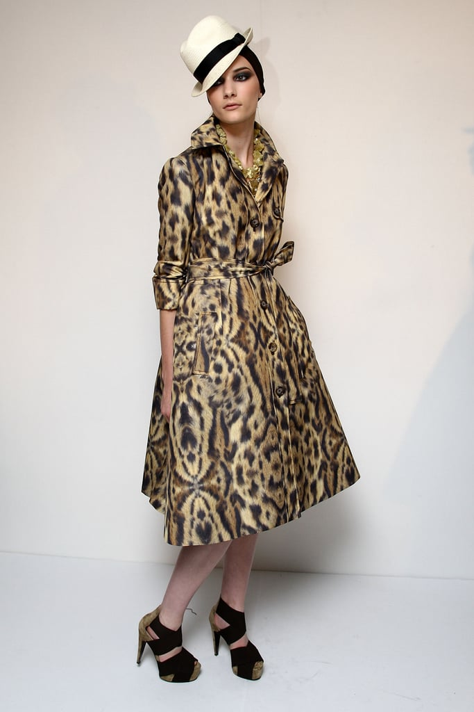 New York Fashion Week: Monique Lhuillier Spring 2010