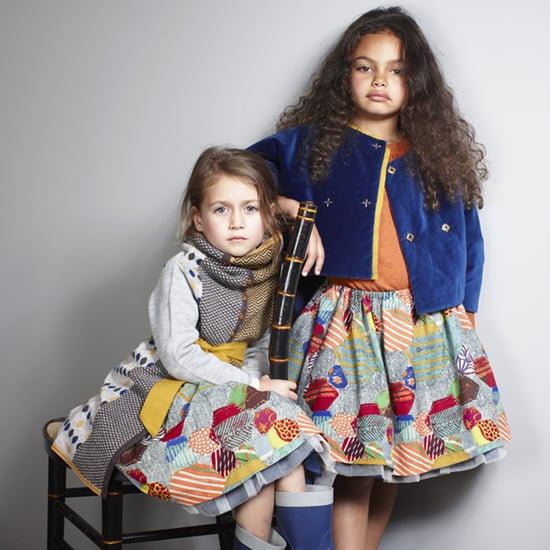 Anthropologie and Kico Kids Capsule Collection