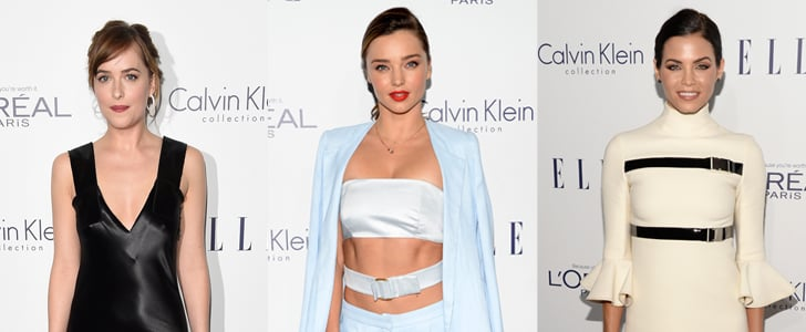 Elle's Women in Hollywood Awards Were Packed With Powerful Looks