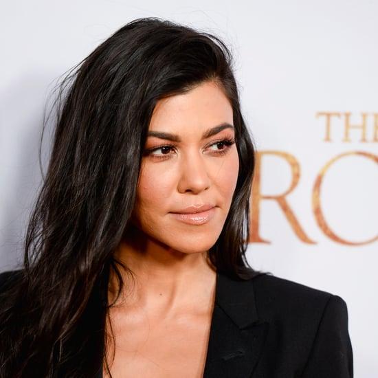 Kourtney Kardashian's Favorite Foundation