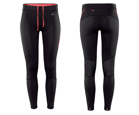 H&M just released a new fitness line featuring affordable, on-trend options. We love the neon-pink detailing and reflective trim detailing on these H&M running tights ($35).