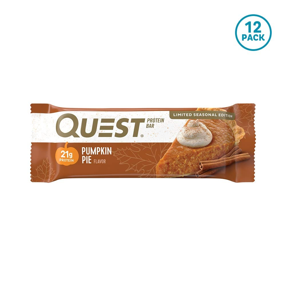Quest Nutrition Pumpkin Pie Protein Bar