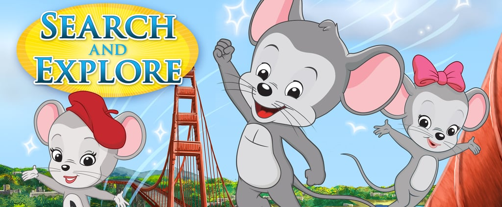 ABC Mouse's Free Educational Show, Search and Explore