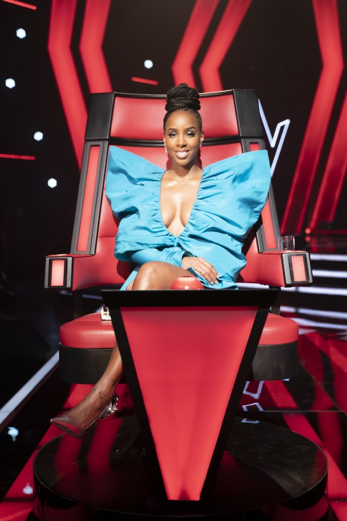 Who Is in Team Kelly The Voice 2020?