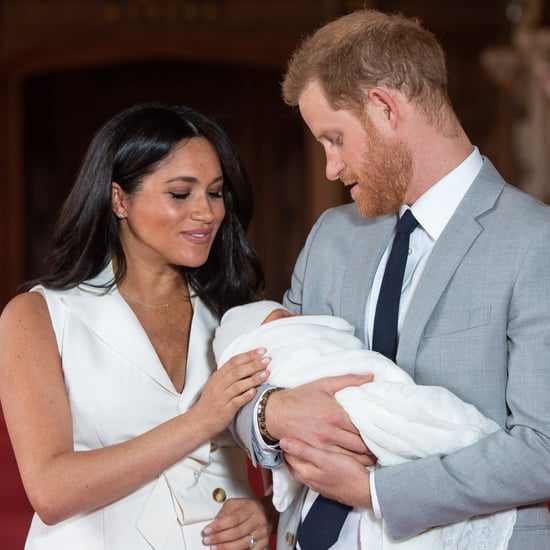 Prince Harry Quotes About Princess Diana After Archie Birth