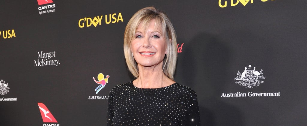 Olivia Newton-John Diagnosed With Cancer 2018