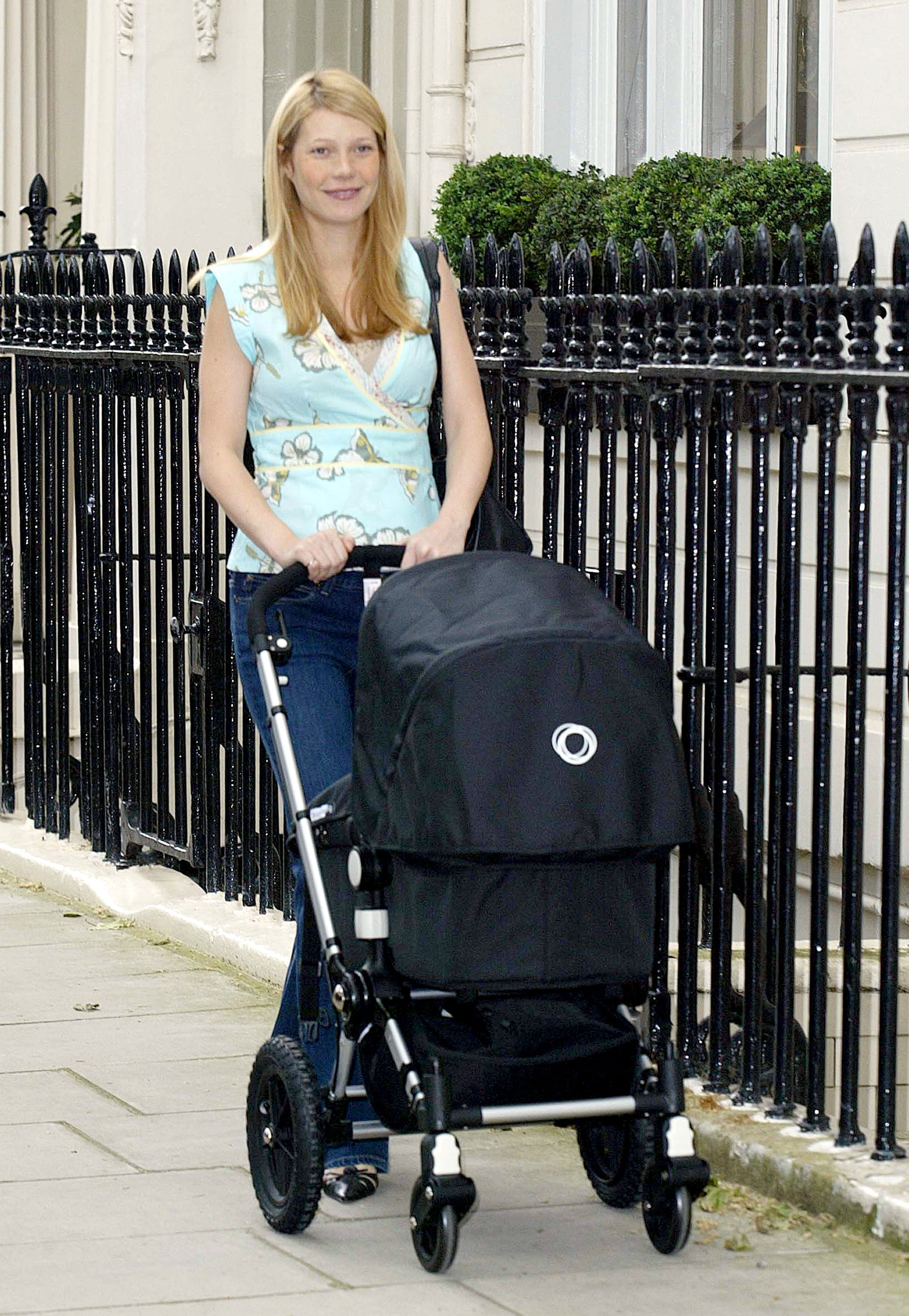 Gwyneth Paltrow became a mom for the first time.