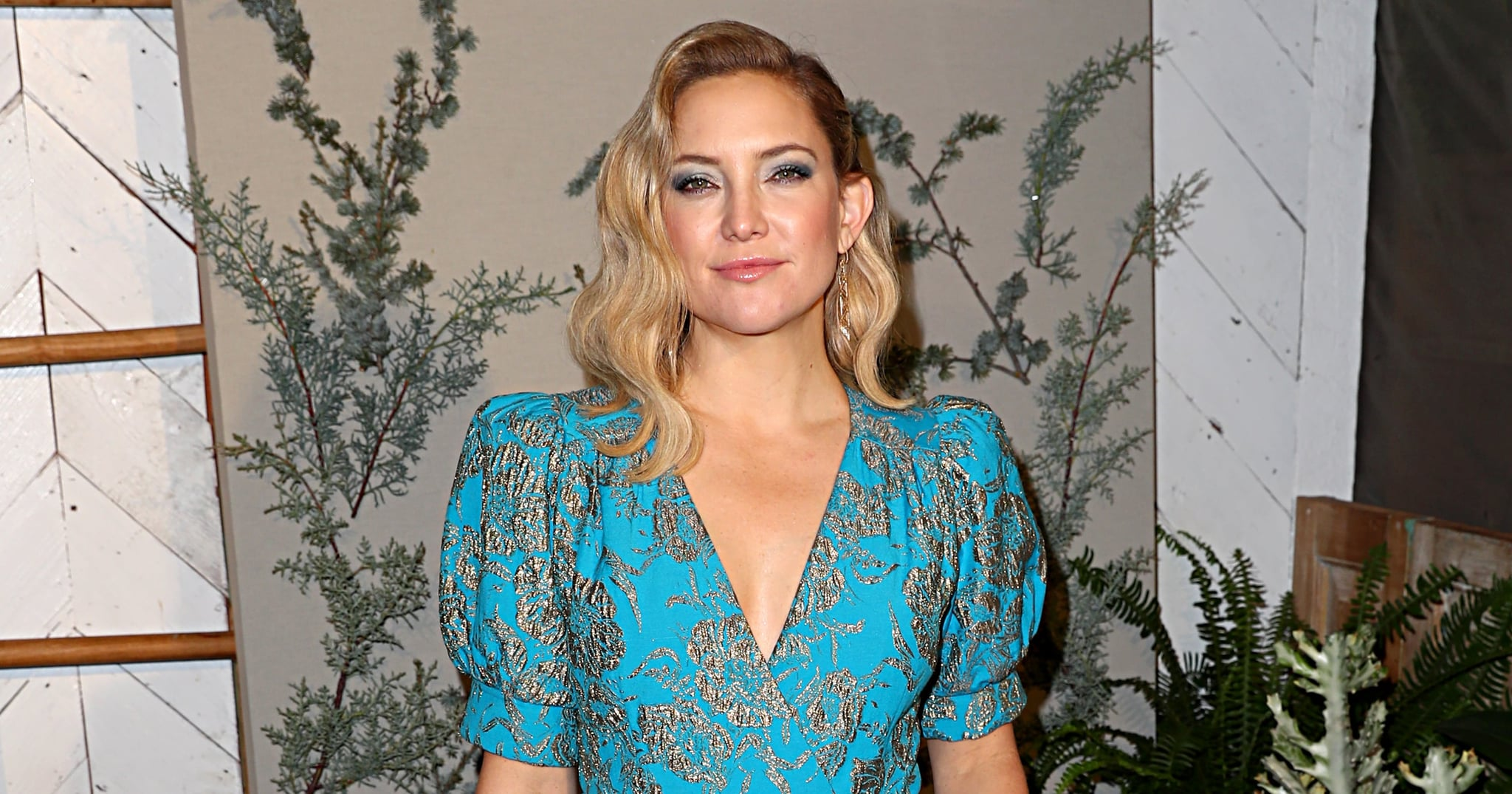 "Kate Hudson Beautifully Belts ""All I Want For Christmas"" in Instagram Video"