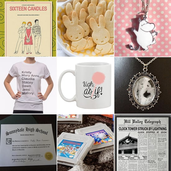 Nostalgic 1980s and 1990s Inspired Gift Guide