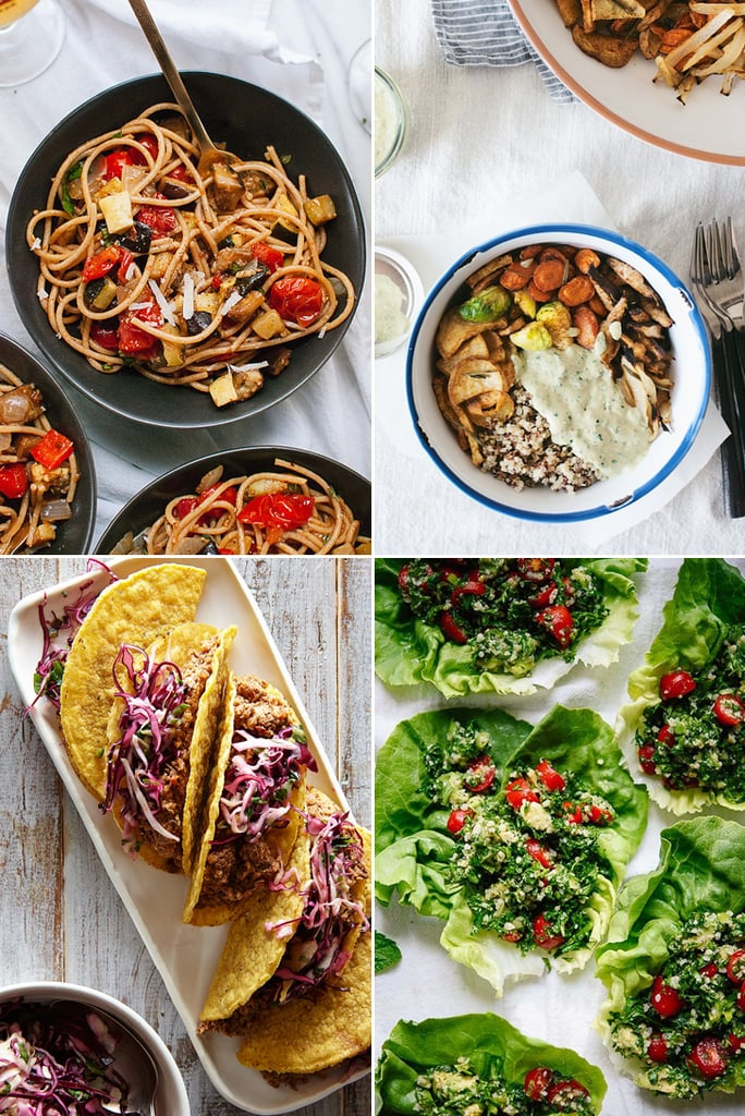 Fast and easy vegan dinner recipes popsugar food 60 fast and easy vegan dinners thatll fill you up forumfinder Choice Image