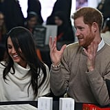 Prince Harry and Meghan Markle in Birmingham March 2018