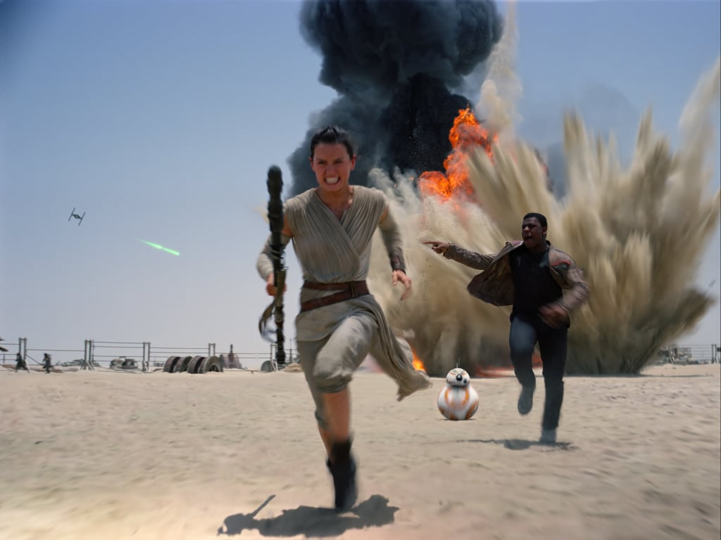 Star Wars: The Force Awakens Similarities to A New Hope