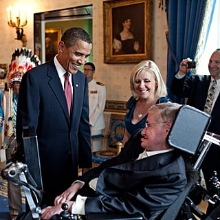 Barack Obama Tweet on Stephen Hawking Death March 2018
