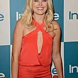 Malin Akerman was glowing at the Instyle Summer Soiree.