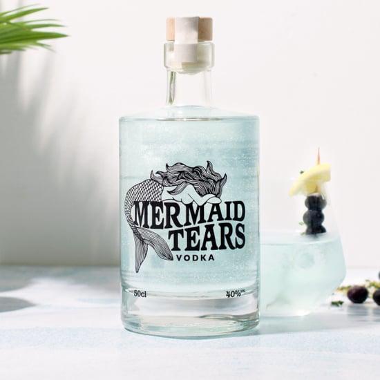Mermaid Tears Sparkly Vodka