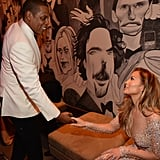 Jay Z and Jennifer Lopez